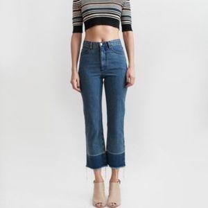 Rachel Comey Slim Legion Jeans- size 6